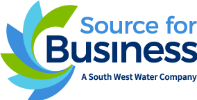 source for business logo