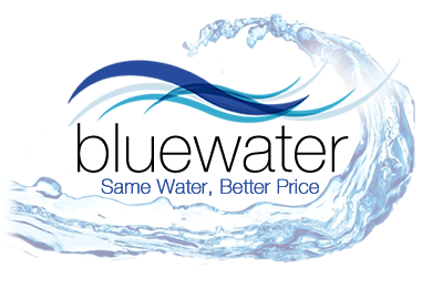blue business water ltd logo